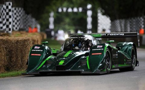 Drayson at Goodwood.