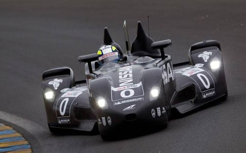 DeltaWing at Le Mans