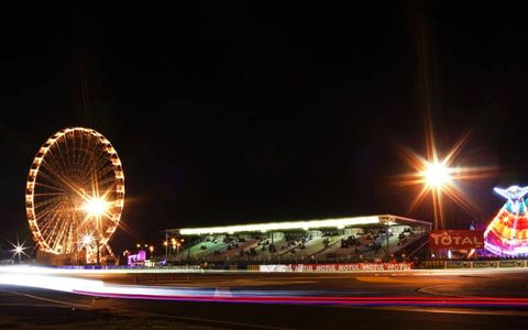 SPEED AND LIGHTS // Le Mans 2012.