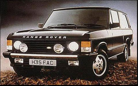 In 1990 Range Rover release the Range Rover CSK, a nod to the designer