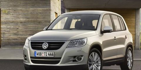 The new Tiguan, set to cost about $27,000 in the States, may interest those in the market for a small and affordable SUV.