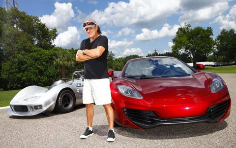 FORGET THE HEARSE: Brian Johnson