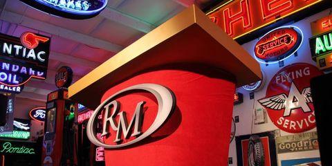 2012 RM's Dingman Collection Auction