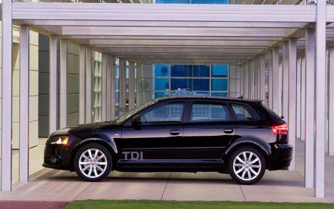 Driver's Log Gallery: 2010 Audi A3 TDI