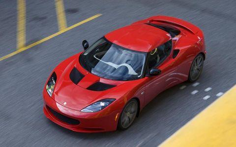 2011 Lotus Evora S
