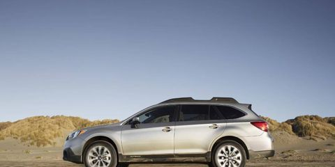 The fifth generation Subaru Outback is all about refinement.