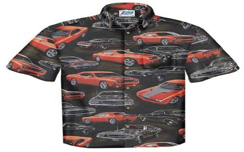 Reyn Spooner makes some of the coolest Hawaiian print shirts around, and Dad would look great in this homage to the Dodge Challenger. $77 www.reyns.com