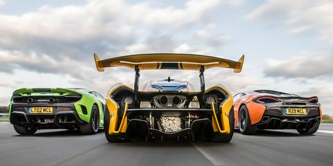 McLaren's sales continue to climb as they come out with more affordable supercars to complement low-volume cars like the P1 and 675LT.