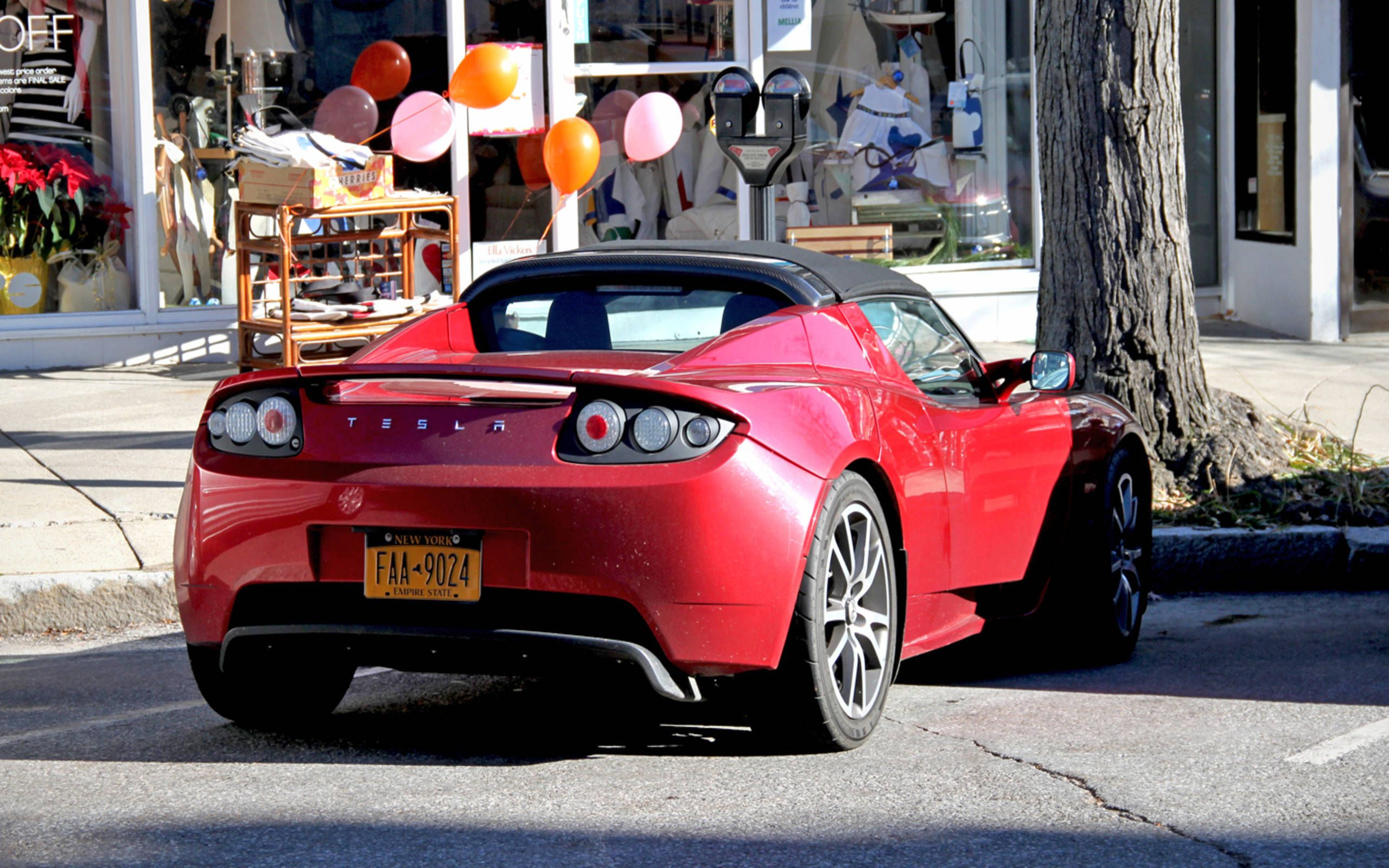 The first Tesla Roadster: A look back at the early adopter ...