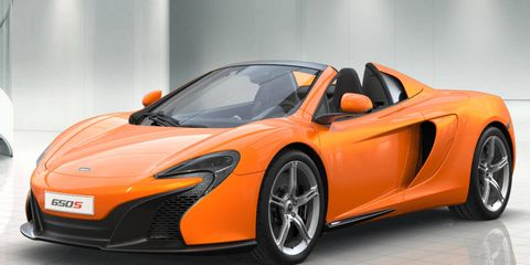 Former McLaren and current Renault F1 driver Kevin Magnussen picked out his McLaren 650S, but it was never delivered after the team said it couldn't find affordable insurance.
