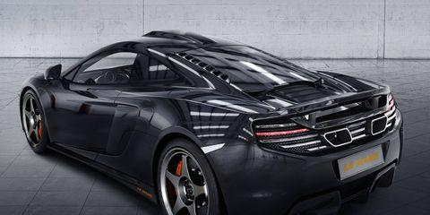 The McLaren 650S Le Mans will arrive in mid 2015.