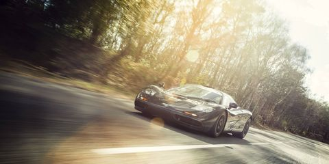 This McLaren could sell for eight figures.
