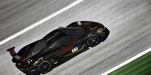2016 Goodwood Festival of Speed to host two different incarnations of the ultra-rare McLaren P1 GTR.