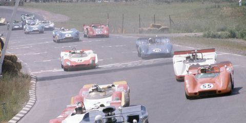 Memories of the Can Am Racing Series will be revived in Plymouth, Michigan, in July.