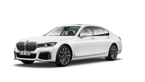 The updated 7-Series is expected to be unveiled later in January 2019.