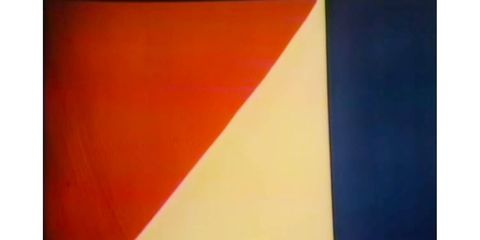 Orange, Red, Modern art, Sky, Snapshot, Yellow, Flag, Triangle, Art, Photography,