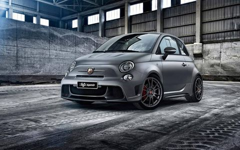 The Abarth 695 Biposto is set to go on sale in Europe at the end of the year.