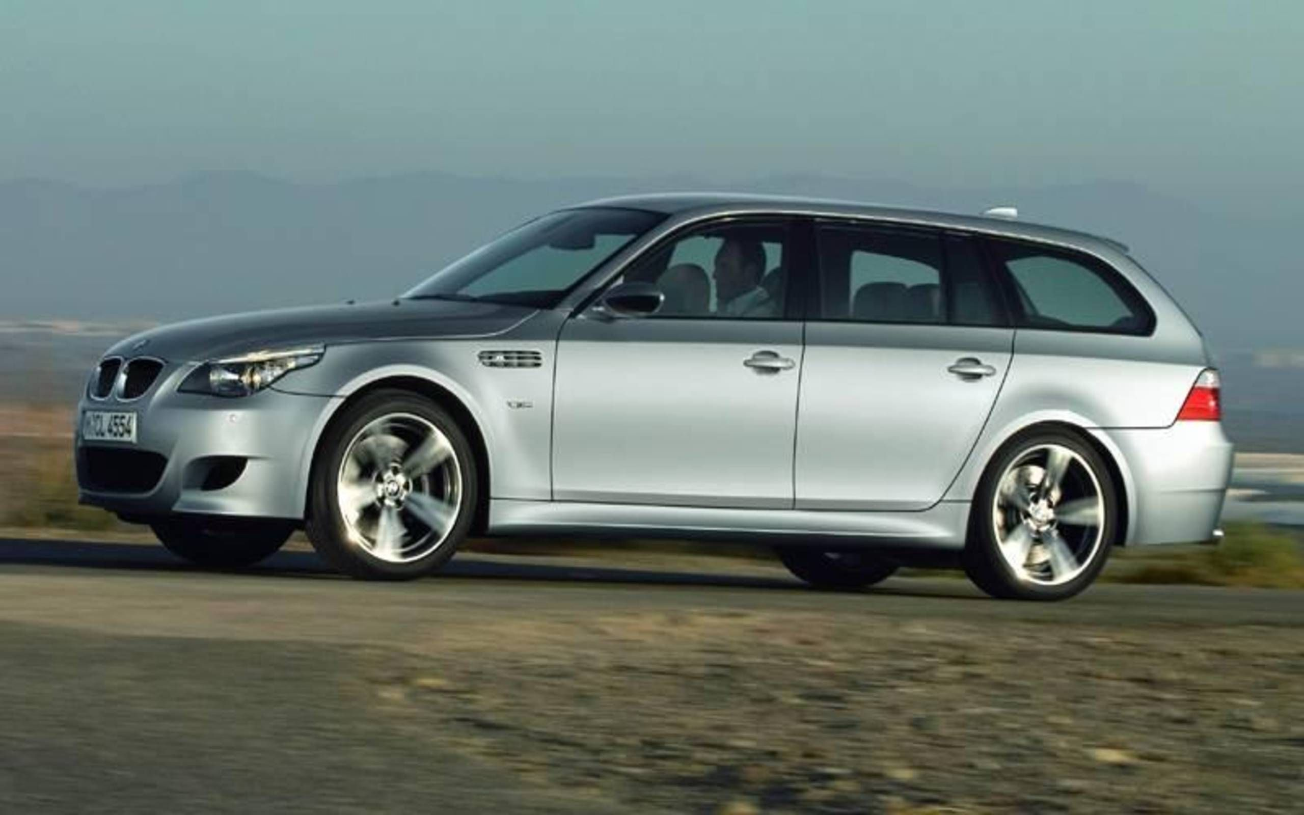 2008 Bmw M5 Touring Here S The Scoop On The Super Wagon Bmw Says It Won T Bring To The Us