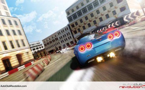 Mode of transport, Automotive design, Automotive lighting, Performance car, Supercar, Sports car, Motorsport, Race car, Racing video game, Bumper,