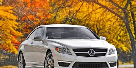 The CL63 AMG comes with a twin-turbo 5.5-liter V8 mated to a seven-speed multi-clutch sequential manual