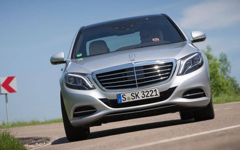 We found the new S-class to be fast, reasonably frugal, comfortable and quiet.