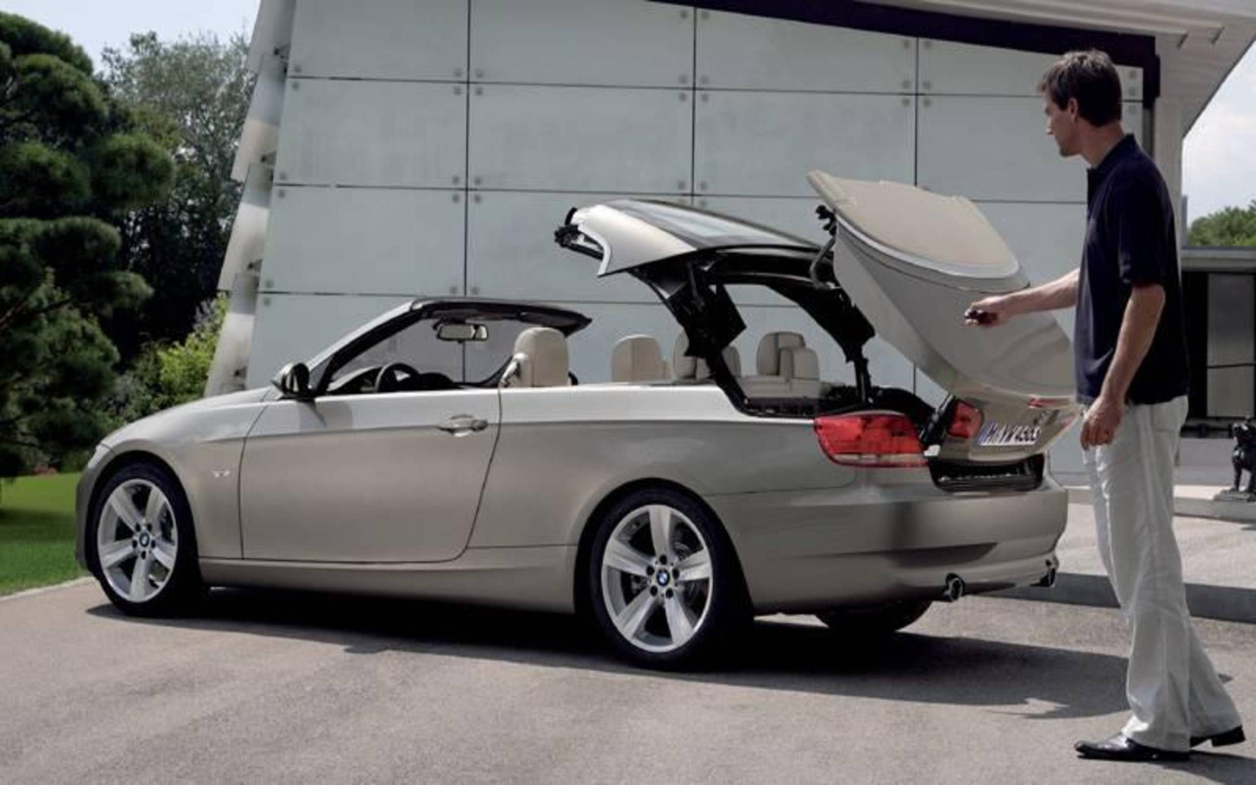 2008 Bmw 335i Convertible Topless Two Timer