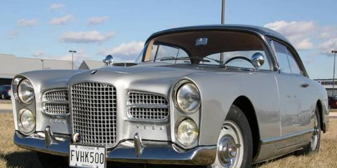 """Combining hand-built luxury with Mopar muscle, the Facel Vega truly was """"for the few who owned the finest."""""""