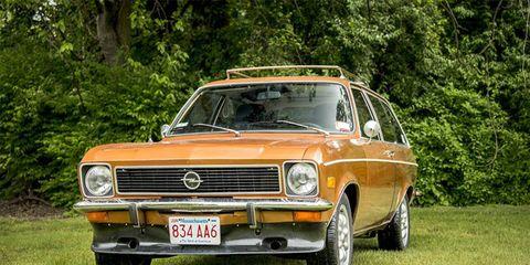 Gary Farias' Opel 1900 Sport Wagon