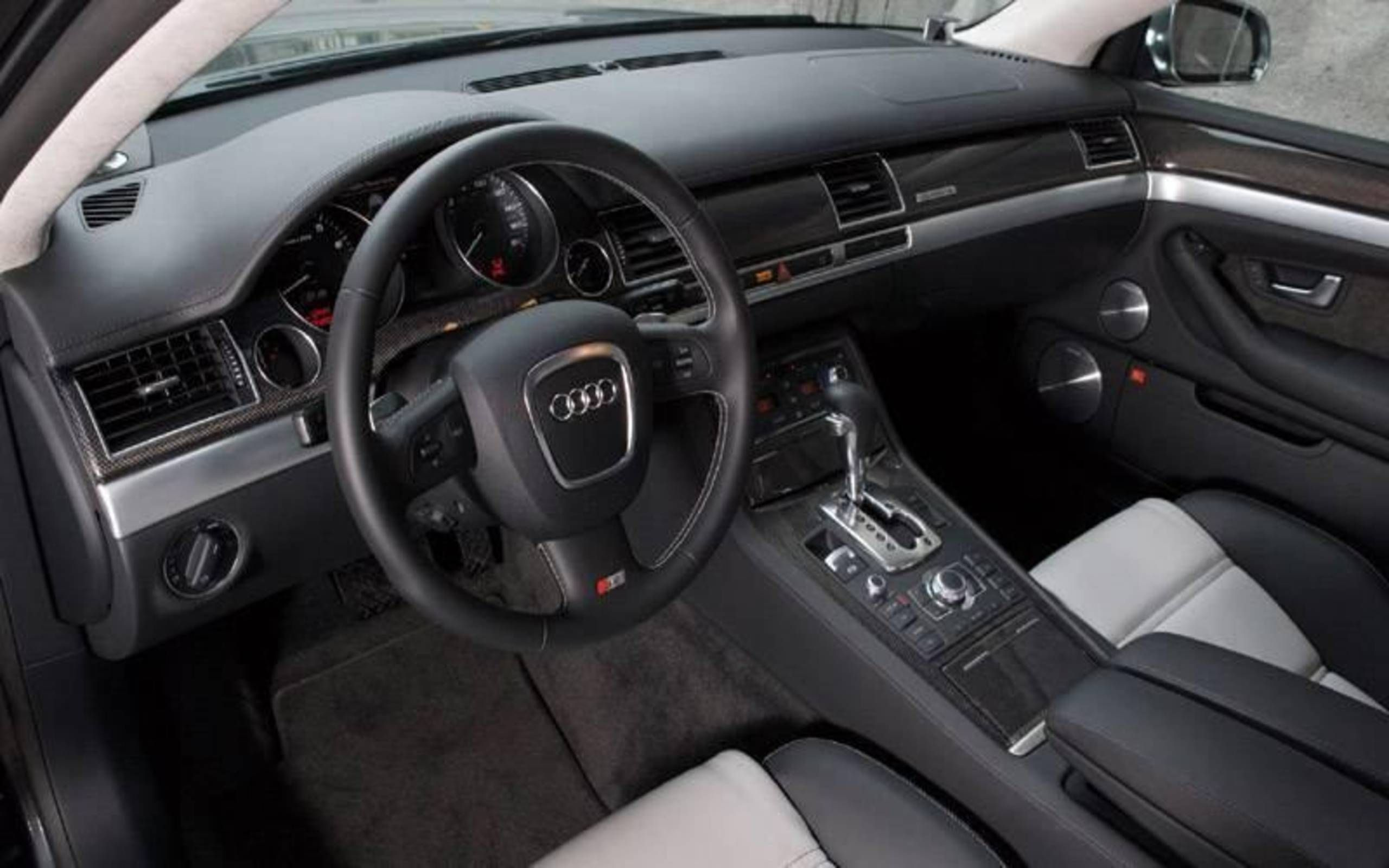 2007 Audi S8 Rockin It Hard Under The Radar