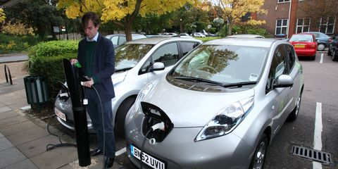 Vehicle-to-grid infrastructure is currently being tested in a number of EU countries ahead of a surging number of EVs and their grid power demand.