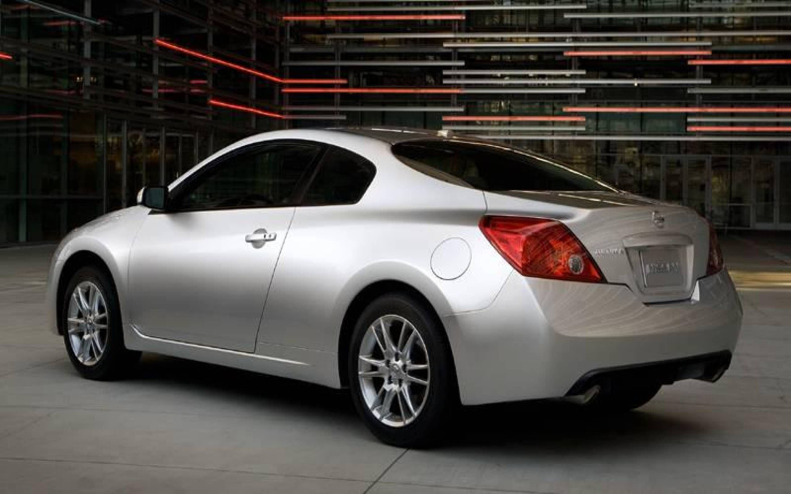 2008 Nissan Altima Coupe Sporting Intentions Part Ii