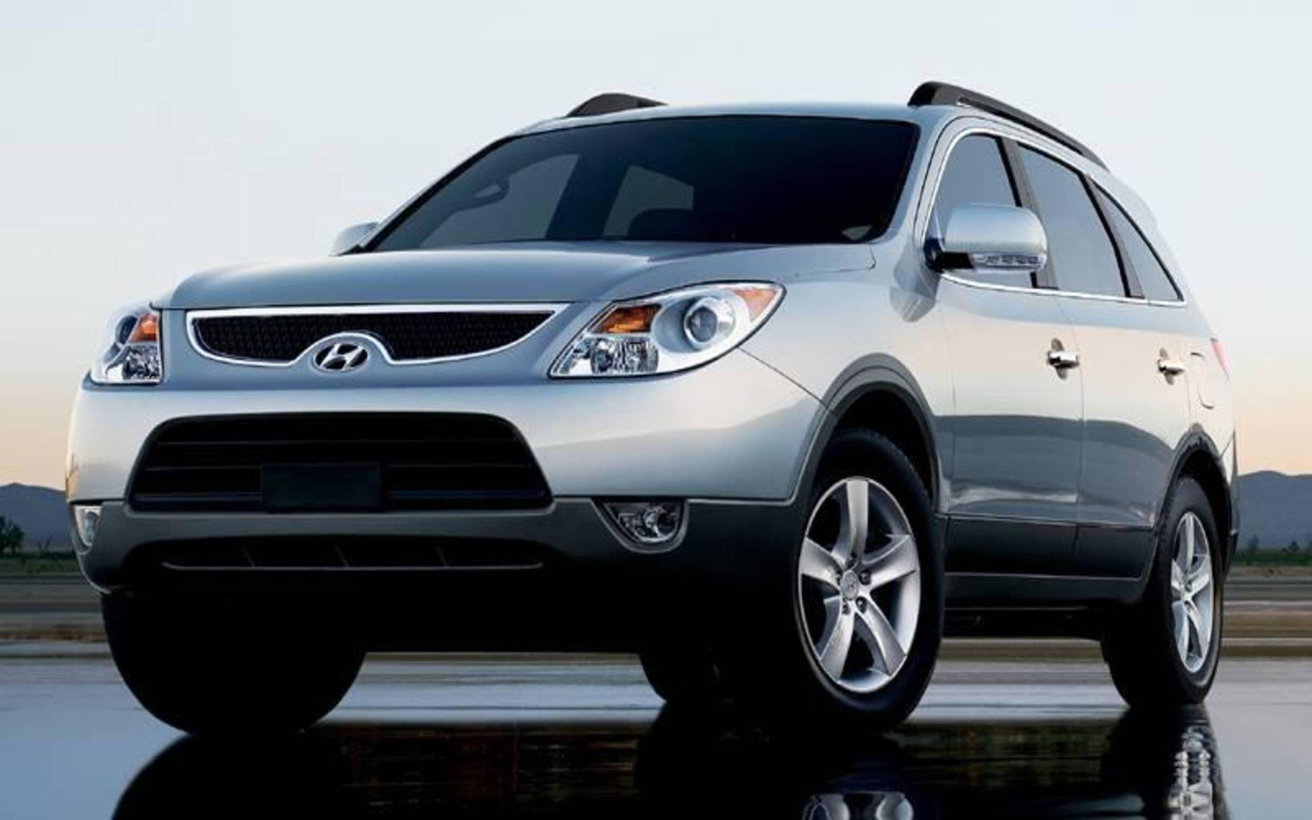 Veracruz Is One Hot Hyundai: Premium crossover has strong launch