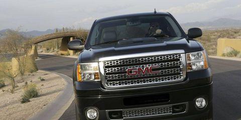 2011 GMC Sierra HD