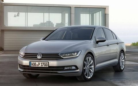 As of right now, the new Passat is for European roads only.