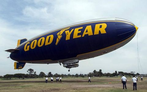 Hey there, blimpy boy! Flying through the sky so fancy free!