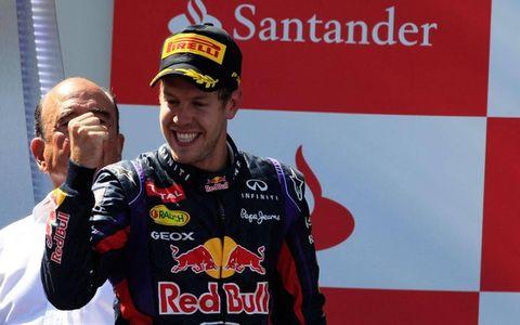 Sebastian Vettel won a race on Sunday that has long eluded him.