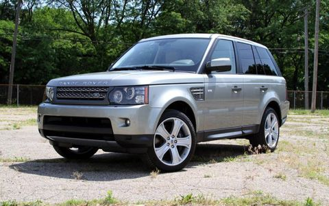 2011 Range Rover Supercharged Sport