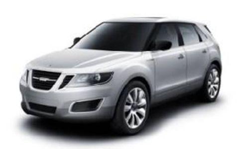 Saab 9-4x BioPower