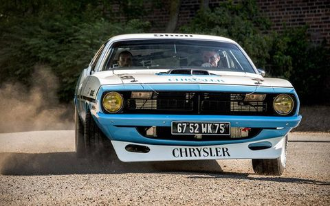 1970 Chrysler Hemi 'cuda makes its public debut at Greenwich Concours 2013