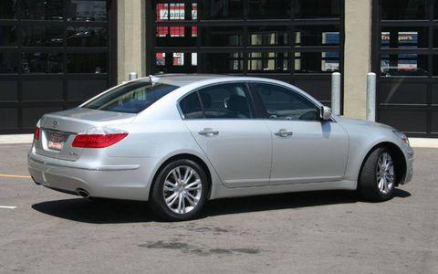 Driver's Log Gallery: 2010 Hyundai Genesis Coupe