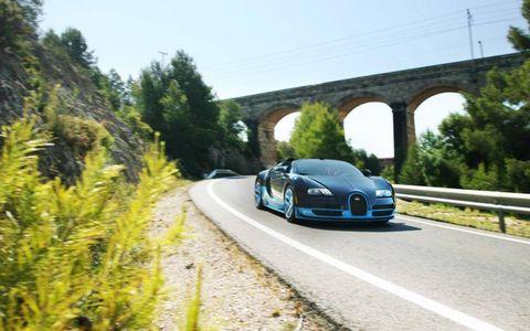 Autoweek takes the Bugatti Veyron Grand Sport Vitesse for a drive.