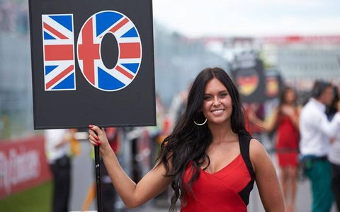 A true star from the Canadian Grand Prix.