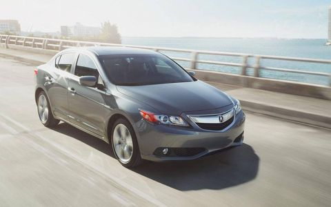 Our ILX Premium started at $30,095 with all options included in the base price