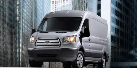The 2015 Ford Transit has dozens of options to choose from.