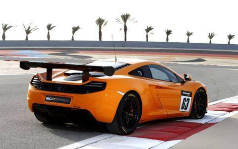 The McLaren 12C GT Sprint slots in between the basic 12C and the 12C GT3.