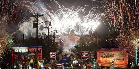 Cars Land at Disney's California Adventure