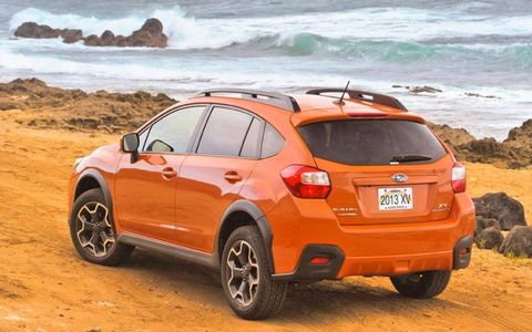 There's a lot here for Subie newbies, too, with its practical shape, youthful styling and bent toward the active-lifestyle set.