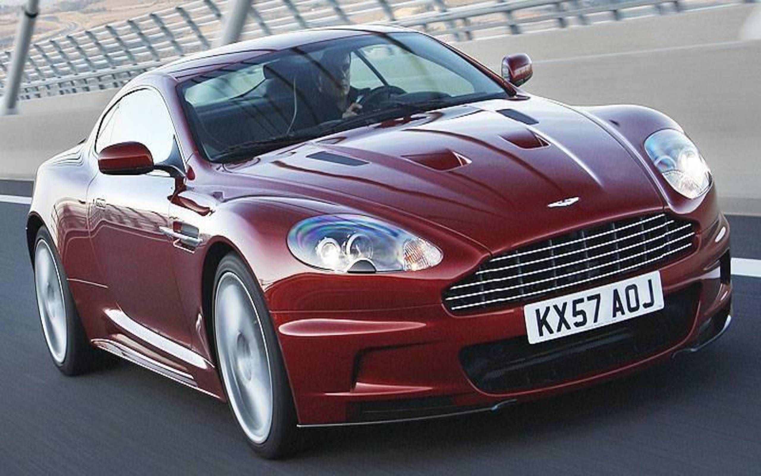 2008 Aston Martin Dbs Drive Another Day As Good As 007 Ever Had It