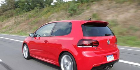 """""""The Golf R is fun to drive and well balanced."""""""