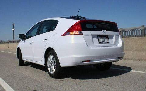 Driver's Log Gallery: 2010 Honda Insight